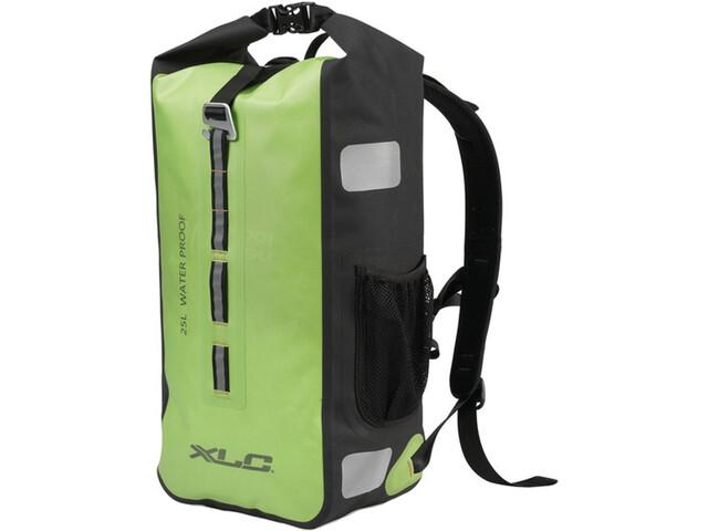 XLC Sac à dos navetteur Imperméable, neon green